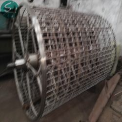 Cylinder Mould for Paper Making Machine