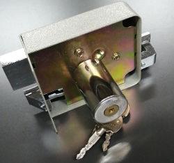 Rim Locks Cerradura De Sobreponer Cilidrofijo Security Door Lock Wholesales Price