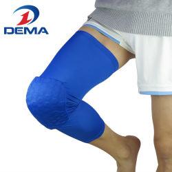 Basketball Knee Pads Compression Leg Sleeve Crashproof Protective Gear
