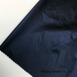 20d Black Nylon Downproof Taffeta Fabric for Sportswear Downjacket