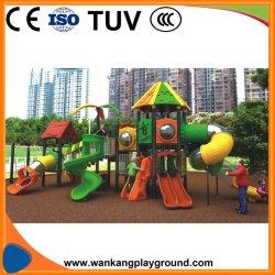 Jungle Theme Park Amusement Outdoor Sport Playground Equipment (WK-A181023b)
