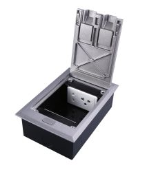 Cheap Aluminum Alloy Side Mount Floor Boxes