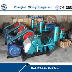 Bw250 Mud Variable Pump for Well Driling