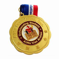 Souvenir Use Metal Craft Custom Marathon Sport Medal No MOQ! (070)