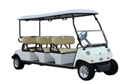 6 Seater Golf Car with Front Storge Trunk