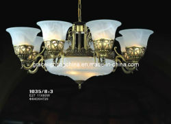 Lighting Factory Decoration Pendant Lamp Glass Chandelier