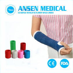 Fiberglass Cast Bandage Medical Orthopedic Casting Tapes Waterproof Cat Tape