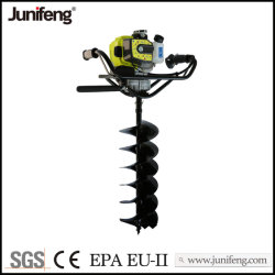 garden auger. Portable Gasoline Earth Auger For Garden Tool With Ce