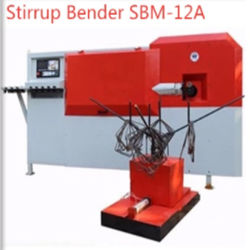 Gadget 2020 Cadreuse Automatique CNC Rebar Bending Hoop Machine Single Double Wire Rod Stirrup Bender