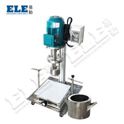 Ele Ink Pigment Basket Mill for Micro Nano Size Grinding