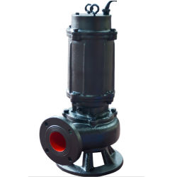 Stainless Steel Slurry Non-Block Sewage Centrifugal Submersible Pump
