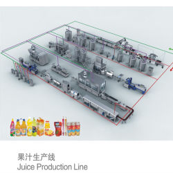 New Technology Small Scale Milk Juice Machinery/Filling Machine for Sell