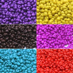 China Seed Beads, Seed Beads Wholesale, Manufacturers, Price