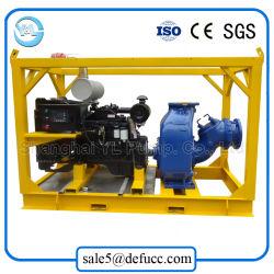10 Inch Diesel Engine Self Priming Copper Mine Slurry Pump