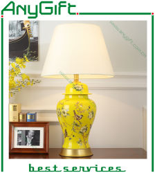 China ceramic table lamp ceramic table lamp manufacturers modern ceramic desk lamp table lamp flower bird yellow aloadofball Choice Image