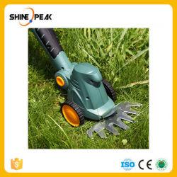 Garden Power Tool 10.8V Li-ion Cordless Hedge Trimmer Grass Trimmer Mini Cultivator Ferramentas Power Knife Et1007 6in1