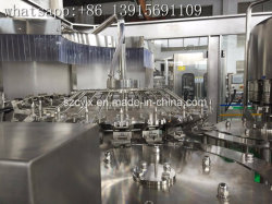 Full Automatic Flavor Water Drinking Filling System