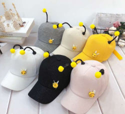 Men's Baseball Caps Children Summer Cotton Polo Bee Cap High Quality Baseball Sun Adjustable Hat A