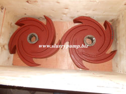 OEM Wear Resistant Centrifugal Slurry Pump Impeller