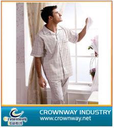 Men's Checked Casual Plaid Pajamas & Sleepwear (CW-MSP-1)