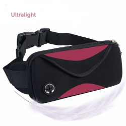 Travel Bum Bag Money Pack Belt Pouch Wallet Waterproof Fanny Pack Sport Running Waist Bag