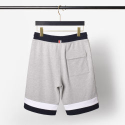 Best Selling High Quality Two Colors Contrasted Summer Sport Short
