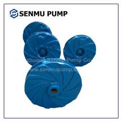 Horizontal Centrifugal Mining Slurry Pump Mineral Pump Interchangeable Wet Part