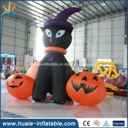 2016 New Inflatable Pumpkin, Large Ghost Pumkin for Halloween Decoration