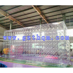 Giant Inflatable Outdoor Camping Tent, Waterproof Clean Dome Inflatable Bubble Tent, Good Quality Air Dome Tent