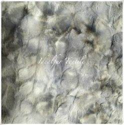 Super-Soft PV Fur with Printed and Brush