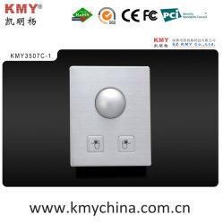 IP65 Industrial Metal Trackball 25mm Diameter (KMY3507C-1)