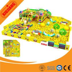 Indoor Playground Slide Soft Plastic Ocean Ball Pool for Kids