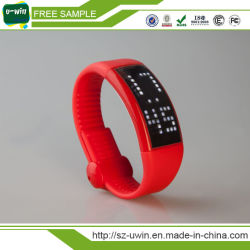 Popular Silicon Bracelet LED Watch USB Flash Drive Memory Disk