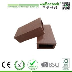 European WPC Market Hollow Decking Anti-Insect Keel Composite Joist