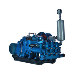 Bw250 Triplex Mud Pump for Water Well Drilling