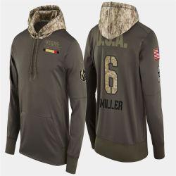 Military USA Flag Golden Knights Nate Schmidt Clayton Stoner Hoodies