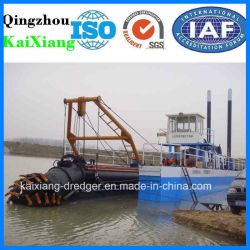 High Production River Cutter Head Sand Suction Dredger for Sale