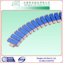 Plastic Bead Chain with Connector (LBP882-TAB-K375)