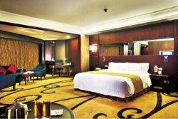 Luxury Star Hotel President Bedroom Furniture Sets/Standard King Size Room Furniture/Luxury Classic Single Bedroom Furniture (GLNB-030303)