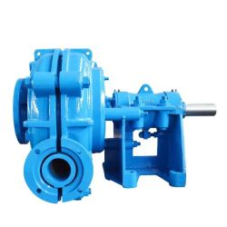 Coal Washery Water Well Drilling Alumina Used Slurry Mud Pump
