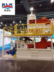Underground Wall Slurry Balance Pipe Jacking Drilling Mud Recovery Equipment 200m3/H