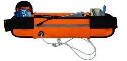 Belt Runner Waist Pack Adjustable Water Resistant Bag for Mobile Phone Hiking Fitness Sport