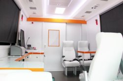 Medical Bus - Medical Car - 12m Medical Vans - Medical Vans
