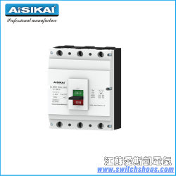 800A 3p/4p Undervoltage Tripper Auxiliary MCCB