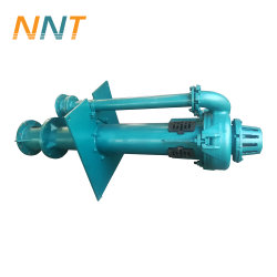 Metal Lined Vertical Slurry Pump Spare Parts