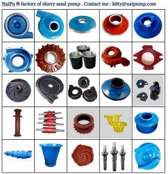 8/6 E-Ah Centrifugal Slurry Pump and Spare Parts