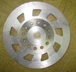 Cup Wheel Blank Body