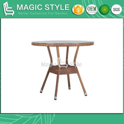 Patio Dining Set with Cushion Outdoor Dining Chair Garden Coffee Table Rattan Wicker Chair Club Wicker Chair (Angus dining set) Furniture