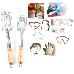 New Design Style Whisk Egg Beater Tool Kitchen Accessories