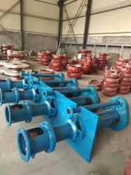 Wear-Resisting Submersible Stainless Steel Mining Sand Slurry Pump Centrifugal Pump